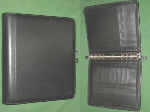 Monarch 1 25 Full Grain Leather Franklin Covey Planner 8 5x11 Binder 6082