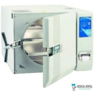 New Tuttnauer Autoclave 3870ea Fully Automatic