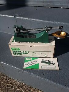 RCBS 505 Reloading Scale $89.00