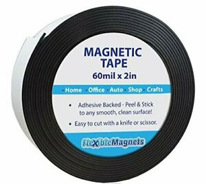 Adhesive Magnetic Strip Flexible Magnet Tape