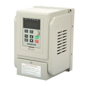 Series Single Phase Vfd Drive Vfd Inverter Professional Variable Frequency Drive