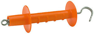 G639304 Electric Fence Insulated Gate Handle Heavy duty Orange Quantity 1