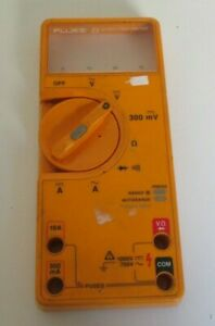 Top Cover For Fluke Multimeters 23 Series Ii Will Fit Other 20 And 70 Series