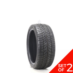 Set Of 2 Used P 22540zr18 Bfgoodrich G Force Comp 2 As 92w 6 6532 Fits 22540r18