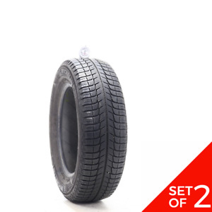 Set Of 2 Used 195 65r15 Michelin X Ice Xi3 95t 7 32