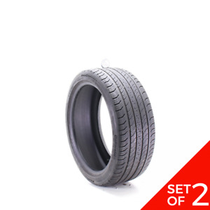 Set Of 2 Used 225 40r18 Continental Procontact Tx Ao 92h 5 5 32