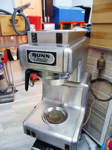 Bunn O Matic Commerical Coffee Maker Model O t Vintage Free Shipping