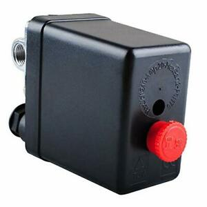 Central Pneumatic Air Compressor Pressure Switch Control Replacement Parts 240v