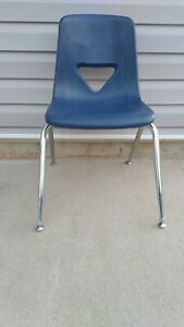 Unbranded Student Stackable School Chair 17