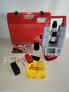 Leica Geosystems T110 Theodolite 100 Series Surveying Total Station