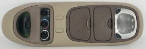 97 02 Ford Expedition Overhead Console With Digital Display And Climate Control