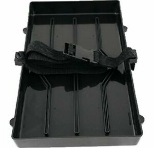 Marine Boat Rv Battery Tray Group 24 Series With Strap Battery Holder