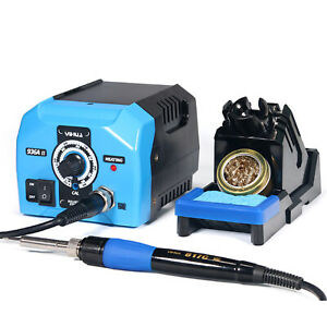 936a Ii Professional Soldering Station Iron Kit 120w Welding Tool On Components