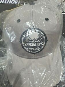 Napa Hat Carlyle Tools Special Ops Hat Rare Gray Black Adjustable New $49.99