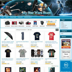 Star Wars Collections Toys Games Make Money With Online Business Website