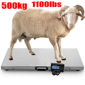 Digital Pet Scale Small Animal Dog Cat Weight Calculation Veterinary Health Care