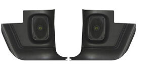 1964 1965 1966 1967 1968 1969 Plymouth Barracuda Kick Panels With Speakers