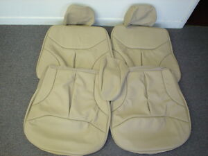 Mercedes Benz Seat Covers W140 S320 S420 S500 300se S600 Leather All Oem Colors