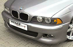 Bmw Genuine Rieger Oem E39 1997 2003 5 Series Sedan Or Touring Gtm Front Bumper