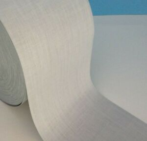 Reflective Sew on Safety Fabric Strip 6 Wide 20 Feet