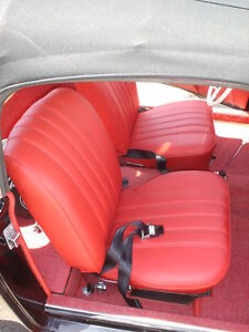 Mercedes Leather Seat Covers 190sl 1957 1963