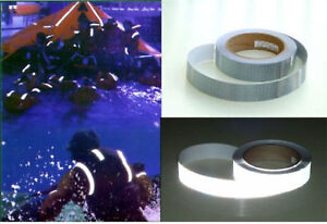 Reflective Sew On Solas Marine Tape 2 X 20 Ft
