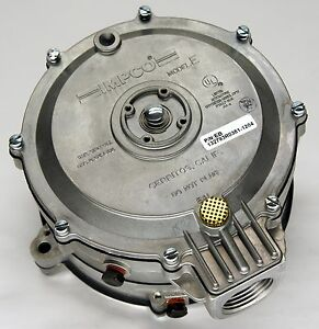 Impco Propane Model E Regulator Part Eb Converter New Vaporizer 325hp Lpg Lp