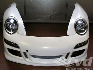 Porsche 986 Boxster 996 To 997 Update Bumper Spoilers With Lights