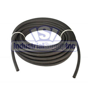 Hydraulic Hose 2 Wire 1 4 X 50 Ft 100r2at 4 Industrial Supply