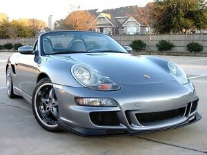 Porsche 997 Gt3 Style Front Bumper For Boxster 986 1997 To 2004 Usa Made Poly