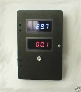 12 24 48 Volts 50 Amps Dc Digital Dual Led Panel Meter