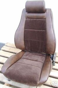Mazda Rx7 79 83 Low Back Bucket Seat Upholstery Kit