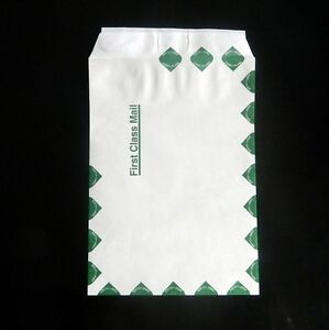 Tyvek Envelopes 6 X 9 500 Bulk Pack First Class Border