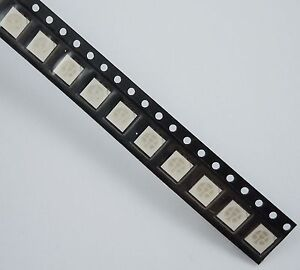 1000pcs New 5050 3 chips Smd Rgb Led