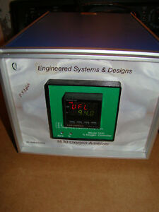 Engineered Systems Designs Oxygen Analyzer Model 1630