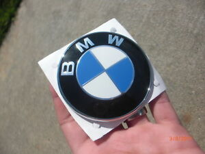 2000 2006 Bmw E53 X5 Rear Original Badge Logo Emblem 4 6is 3 0d 4 8is 4 4i 3 0i