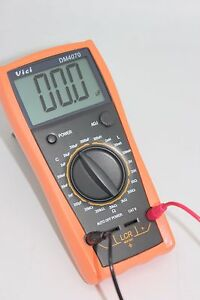 Dm4070 Lcr Meter Capacitance 2000uf Self discharge Capacitance Tester Inductance