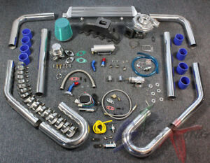 High Performance Volkswagen Jetta corrado Vr6 Turbo Kit