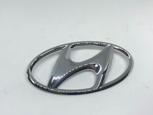 H Logo Trunk Emblem For 2005 2009 Hyundai Tucson