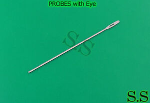 Lot Of 100 Probe With Eye 5 5 Surgical Instruments