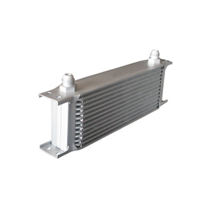 Cx Universal 13 Row 8 An Inlet Outlet Engine transmission Aluminum Oil Cooler