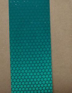 Reflective High Intensity Green Tape 2 X 20 Ft