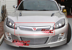Fits Saturn Sky sky Red Line Billet Grille Insert 07 09