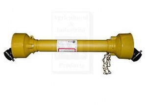New Metric Pto Shaft For Fertilizer Spreaders Cs12911