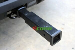 12 Hitch Extension Adapter Towing Trailer Extender