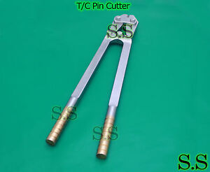 T c Pin Cutter 18 5 Surgical Medical Veterinary Instruments
