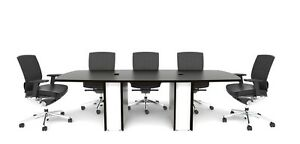 New Verde 8 Modern Office Conference Boardroom Meeting Room Table