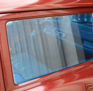 Gasser Window Tint Blue 55 56 57 Chevy 32 34 Ford 409