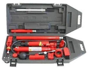 Hydraulic Ram 10 Ton Porta Power Body Frame Repair Kit