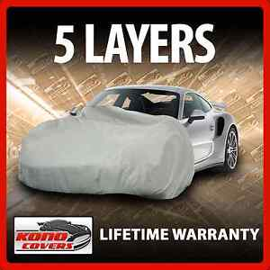 Mini Cooper Coupe 5 Layer Waterproof Car Cover 2010 2011 2012